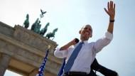 Obama kommt zum Kirchentag nach Berlin