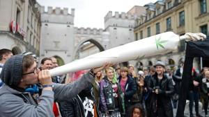 Schwarz-grüne Initiative will Besitz von Marihuana erlauben