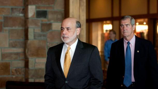 Bernanke lässt kaum Zweifel an Lockerung