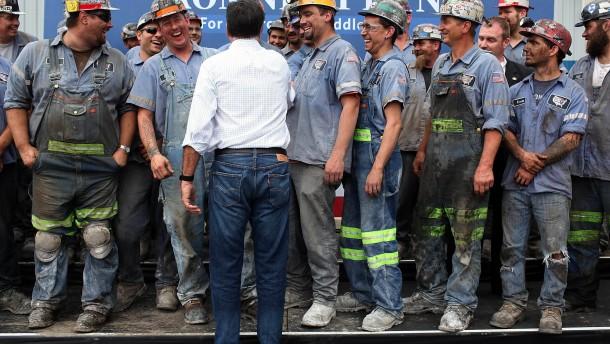 Im Land der Kohle gibt es für Obama nichts zu holen