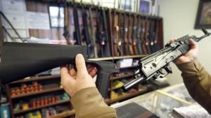 Waffenlobby auf kleinstem Nenner kompromissbereit