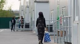 Mehr als 700 Angriffe auf Flüchtlinge im ersten Halbjahr