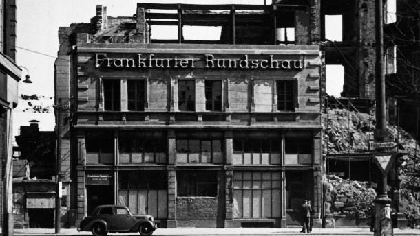 60 Jahre Frankfurter Rundschau