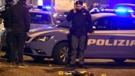Mutmaßlicher Attentäter Anis Amri in Mailand erschossen