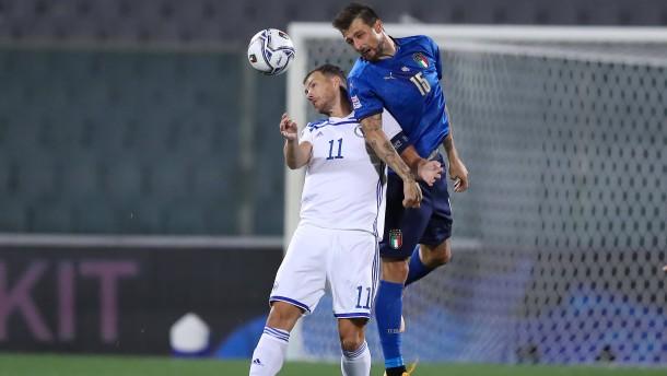 Bosnien-Herzegowina versetzt Italien einen Dämpfer