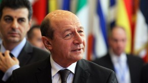 Staatspräsident Traian Basescu