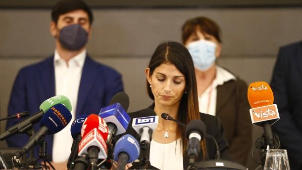 Roms Bürgermeisterin abgewählt