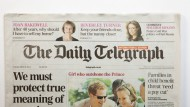 Daily Telegraph reagiert auf Anschuldigungen