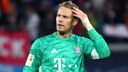 Neuer not amused