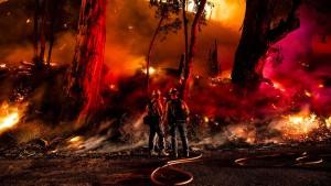 Neue Brände in Kalifornien ausgebrochen