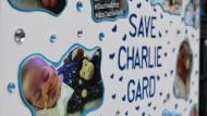 Wurde zuletzt künstlich beatmet und ernährt: Charlie Gard