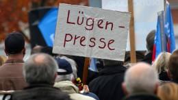 """""""Nicht über die AfD zu berichten, hat mit Zensur nichts zu tun"""""""