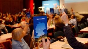 AfD im Südwesten lässt erstmals Presse bei Parteitag zu