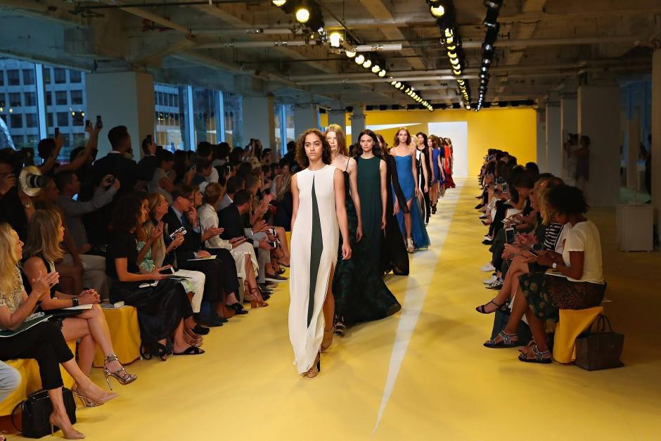 Elegant Mode Akris Kollektion Von Albert Kriemler