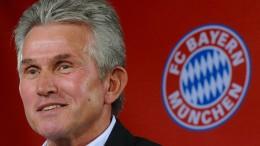 Heynckes wird Cheftrainer bei Bayern München