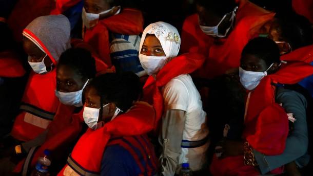 Malta rettet erneut Flüchtlinge aus dem Mittelmeer