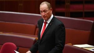 """Australischer Senator empört mit Forderung nach """"Endlösung"""""""
