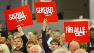 Nur jeder vierte Wähler hält soziale Gerechtigkeit für das Wichtigste