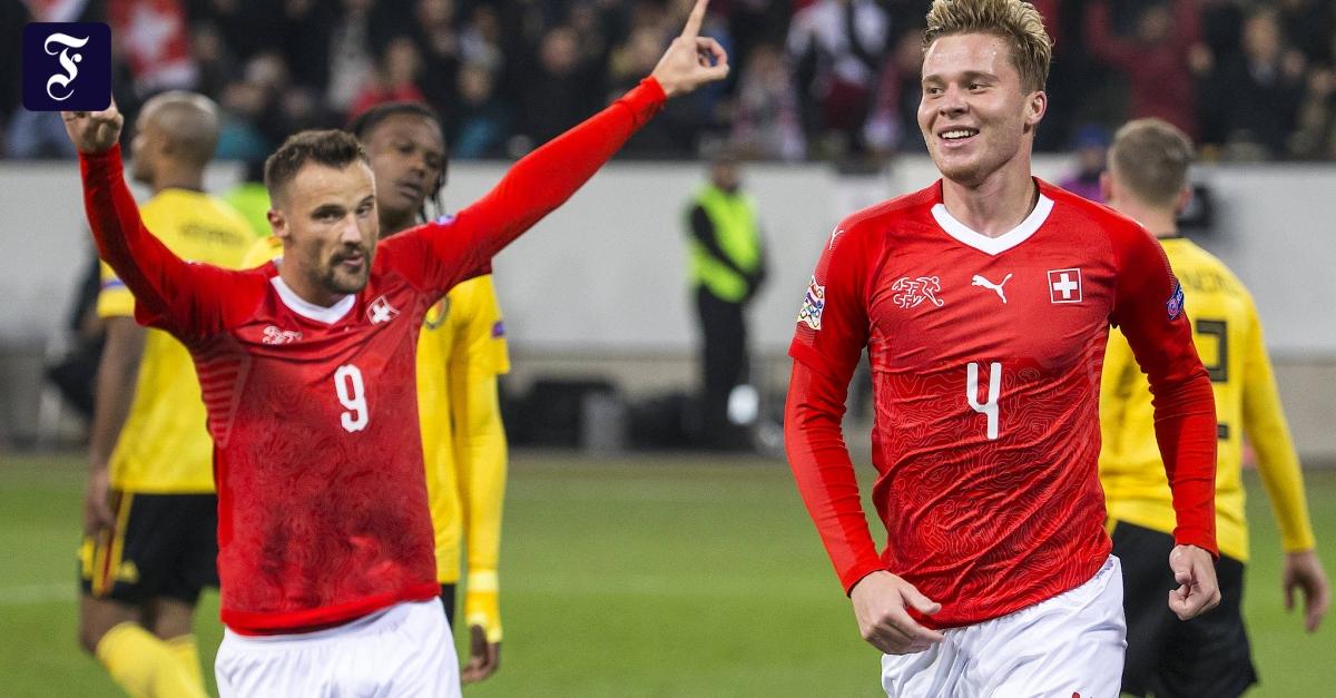 Nations League: England und Schweiz im Final Four