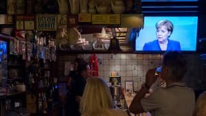 Wen fanden Sie im TV-Duell überzeugender?