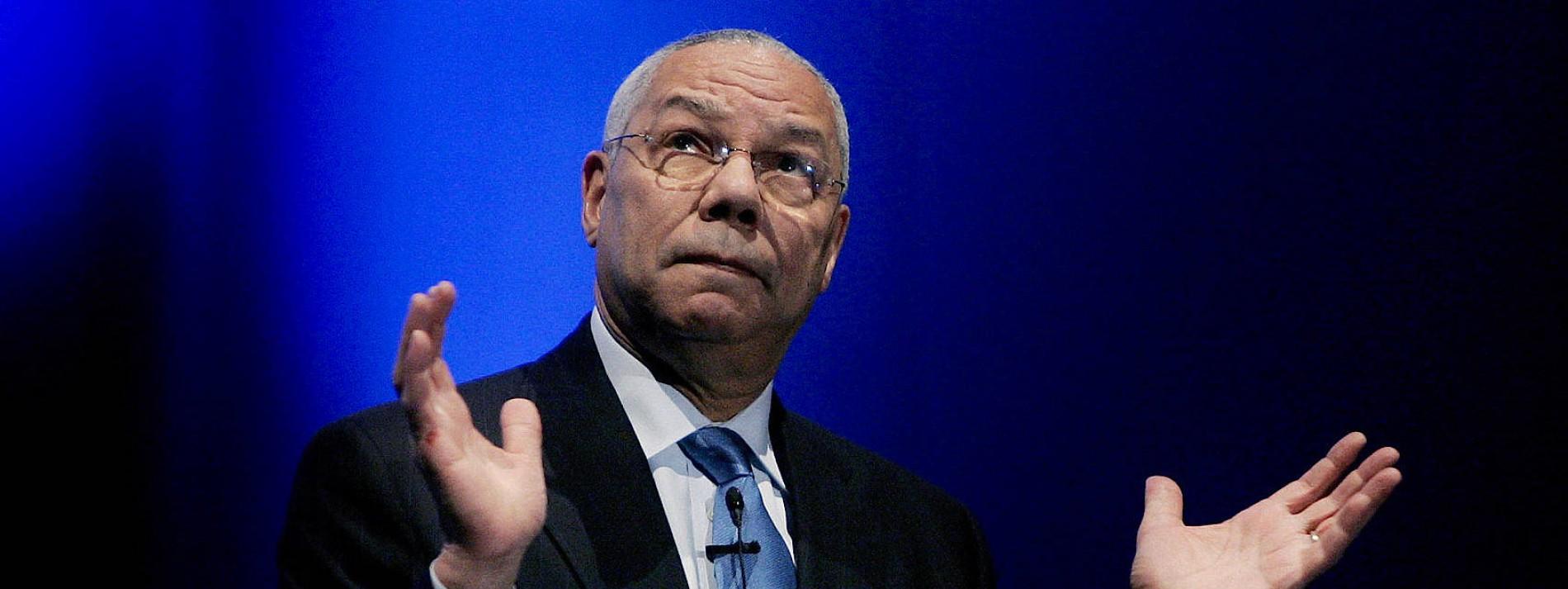 Die Höhen und Tiefen des Colin Powell