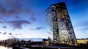 Deutschland und das Dilemma mit der EZB