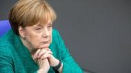 Ob Angela Merkel sich schon entschieden hat, wie es für sie weitergeht?