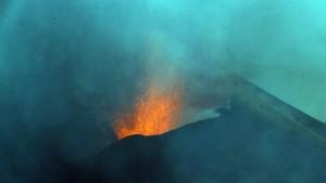 Vulkan Cumbre Vieja kommt nicht zur Ruhe
