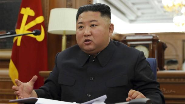 Kim Jong-un will Selbstverteidigung Nordkoreas stärken