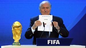 Kein deutscher Druck für Qatar-WM