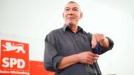 Vor dem großen Stühlerücken: Anton Schaaf hält einen Vortrag in Heilbronn