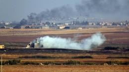 Türkei startet Militäreinsatz in Nordsyrien