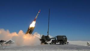 Raketenabwehrsystem soll Milliarden kosten