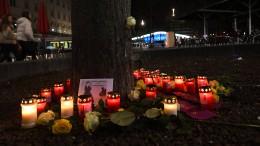 Trauer nach tödlicher Attacke in Augsburg