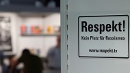Auch ein Boykott von öffentlichen Veranstaltungen löst keine Probleme: Fachbesuchertag auf der Frankfurter Buchmesse.