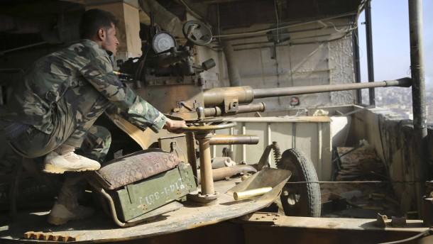 Moskau warnt vor Stellvertreterkrieg in Syrien