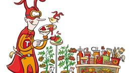 Wie man Tomatenpflanzen am besten pflegt