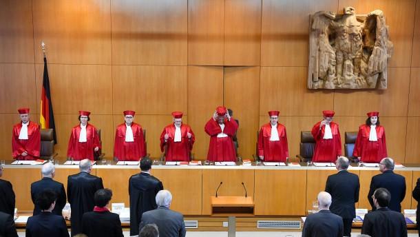 Verfassungsgericht kippt die drastischen Hartz-IV-Sanktionen