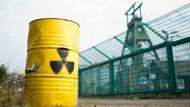 Das Atommülllager Schacht Konrad in Salzgitter