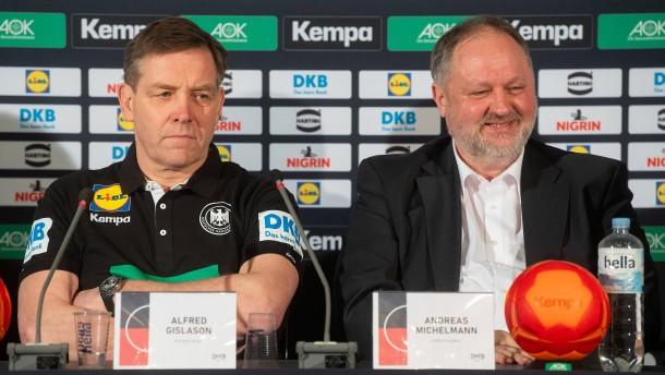 Die Rechtfertigungen des deutschen Handballs