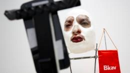 Mit Masken das iPhone X knacken