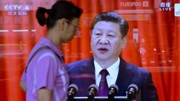 Xi will moderne sozialistische Großmacht formen