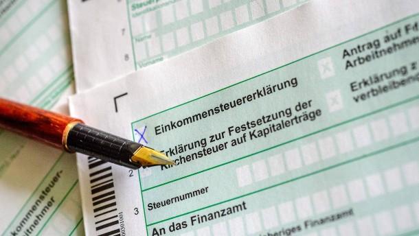 So einfach ist die Steuererklärung ohne Papierkram