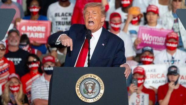 Fauci will nicht mehr in Trumps Wahlwerbung auftauchen