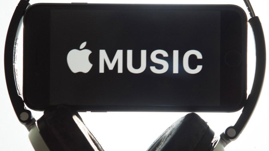 """Groß angekündigt, aber beileibe keine Revolution: Apples neuer Streaming-Dienst """"Apple Music"""""""