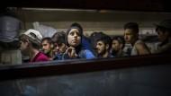 Schulz: Europas Regierungen treiben ein unwürdiges Spiel