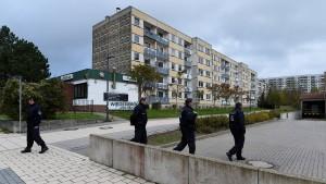 Festgenommener Syrer kam 2015 nach Deutschland