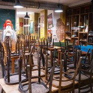 Ein geschlossenes Restaurant: Ist das die Lösung? (Symbolbild)