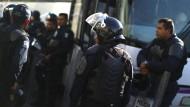 Demonstranten stürmen Büro der Staatsanwaltschaft
