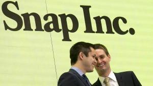 Snapchat verbrennt weiter Geld – und verliert Nutzer
